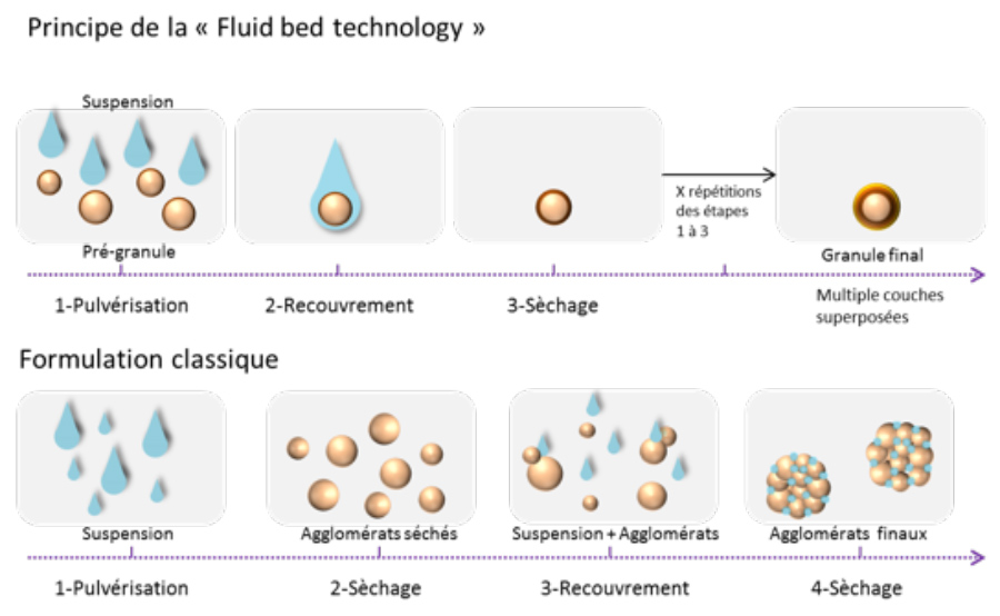 la fluid bed technology